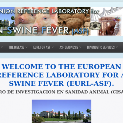 Community Reference Laboratory For African Swine Fever